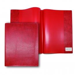 Обложка для журнала, без картона, 310*440, красная