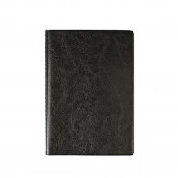 Бумажник для авто и паспорта, 95*132, черный кожзам