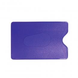 Карман для карт и пропусков, синий