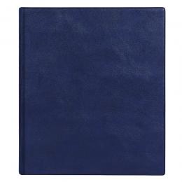 Визитница на 256 шт., синий