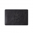 Карман для карт с вырубкой, 64*96 мм, черный