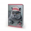 Визитница для 28 карт, Кот в шляпе