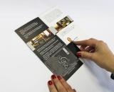 Самоклеящийся карман для визитки