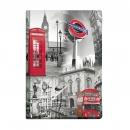 Обложка для паспорта, 134*188 мм, Англия