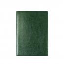 Бумажник для авто и паспорта, 95*132, зеленый кожзам