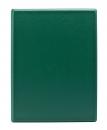Тетрадь на кольцах А5, 140*250, клетка 80 листов, зеленый