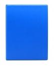 Тетрадь на кольцах А5, 140*250, клетка 80 листов, голубой