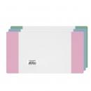 Тетрадь: Обложка для тетради, ПВХ 110 мкм, 212*350, с цветн. клап.