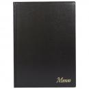 Папка «Меню» с 10 файлами 235х320, черный