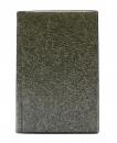 Телефонная книга с файлами для визиток (130х190 мм), серый