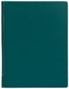 Блокнот А5 177х232, зеленый