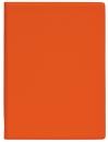 Блокнот А5 177х232, оранжевый