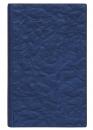 БУМАЖНИК КЛАССИЧЕСКИЙ С ВКЛАДЫШЕМ А5, 95*132, синий шелк