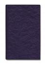БУМАЖНИК КЛАССИЧЕСКИЙ С ВКЛАДЫШЕМ А5, 95*132, фиолетовый шелк