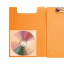 Самоклеящийся карман  для CD и DVD дисков,125*125 мм