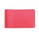 Картхолдер для 28 карточек, красный