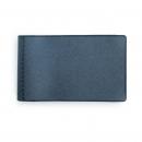 Картхолдер для 28 карточек, синий