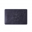 Карман для карт с вырубкой, 64*96 мм, синий
